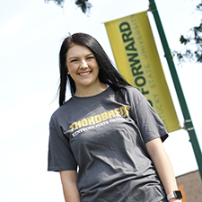Kentucky State University freshman brings hard work ethic to the Hill