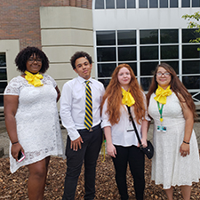 Inaugural Kentucky State University Upward Bound scholars are named