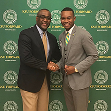 Born leader Michael Weaver adds White House HBCU Initiative Competitiveness Scholar to accolades