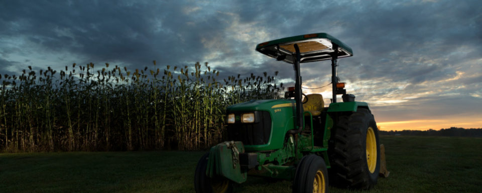 FRANKFORT, Ky., -- KSU Benson Research and Demonstration Farm features including, tractors, sorghum, and goats Thursday, Oct. 05, 2017 at the Benson Research Farm in FRANKFORT.