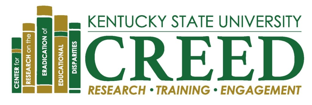 KSU CREED Logo - Research, Training, and Engagement