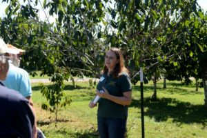 Sheri Crabtree talks about cultivar selection