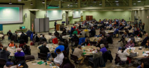 Picture of KYSU hosting its annual Small-scale, limited resource, minority farmer conference at the Harold R. Benson Research and Demonstration Farm