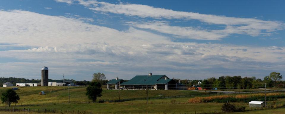 Picture of KYSU's Benson Farm