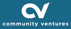 Community Ventures Logo that links to their webpage