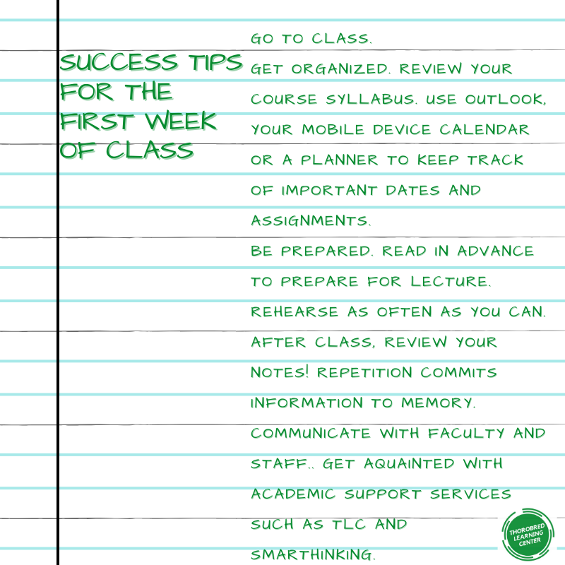 Success-tips-for-first-week-of-class